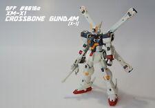 New In Box Bandai Gundam Fix Figuration 0016-a Crossbone Gundam X-1 Figure