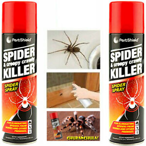 Household No More Spider Spray Insect Killer Spider & Creepy Crawly Killer 200ML