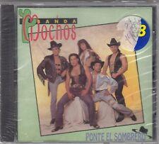 BANDA MOCHOS - PONTE EL SOMBRERO (CD 1993) BRAND NEW !! RARE !! RODVEN RECORDS