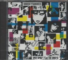 SIOUXSIE AND THE BANSHEES / ONCE UPON A TIME - THE SINGLES * NEW CD 1989 * NEU *