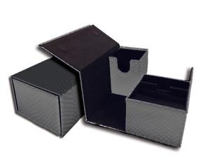 Legion MTG Deck Box Dragon Vault - Grey
