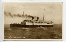 "(Ld3475-469) RP, S.S ""Isle of Jersey"", c1935, Used, VG"