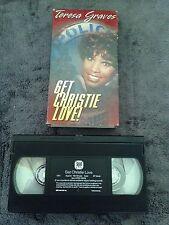 Get Christie Love! (1974) - VHS Video Tape - Drama / Crime - Teresa Graves