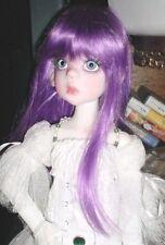 """Doll Wig, Monique Gold """"Faith"""" Size 4/5, Purple"""