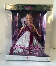 Barbie 2005 Holiday Collector Edition Doll #A Bob Mackie NEW & NRFB Mattel 68053