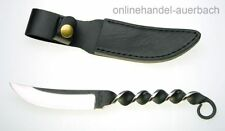 HERBERTZ 102011 Gürtelmesser Ganzstahl Messer