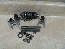 Suzuki 650 SV SV650 Used Engine Shift Drum Forks 2002 SB44