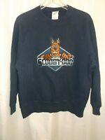 Vintage 2000 Warner Bros Studio Store Cartoon Network Scooby-Doo Sweatshirt