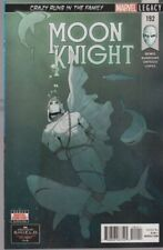 Moon Knight #192 Comic Book 2018 Legacy - Marvel