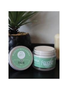 Shaving Soap Fougère 12 Essential Oil Premium Quality MARTIN de CANDRE France