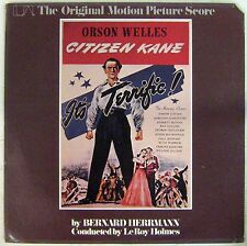 Citizen Kane 33 tours Orson Welles