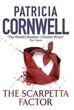 The Scarpetta Factor by Patricia Cornwell (Hardback, 2009)