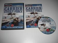 Carrier Strike Force PC add-on Extension Flight Simulator SIM 2004 x FS2004 FSX