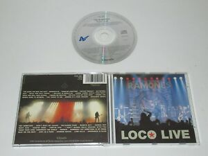 The Ramones / Loco Live (Chrysalide Ccd 1901 3219012) Album CD