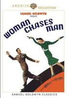 Woman Chases Man [New DVD] Manufactured On Demand