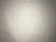 STONE LINEN BLEND FABRIC 88cm ROMO LINARA SILVER BIRCH Upholstery RRP £40 PM