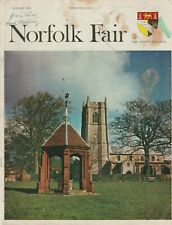 Norfolk Fair January 1970 - Wailing Wood Babes, Ancient Gurney Homes In Norwich