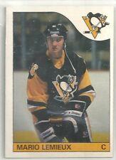 Mario Lemieux 1985-86 O-Pee-Chee Pittsburg Penguins RC ROOKIE Card #9