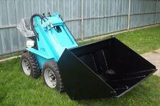 400 Liter Schaufel für Minilader Hoffux Hoflader Avant Multione Norcar Cast Pixy