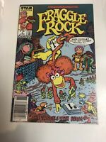 Fraggle Rock (1985) # 2 (NM) Canadian Price Variant CPV ! Rare !