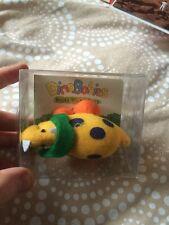 Tricky Triceratops DinoBabies Soft Toy & Book Boxed Unused Dinosaur