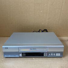 More details for jvc vcr super s-vhs video cassette recorder vintage hr-s5967  fully working