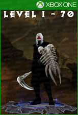 Diablo 3 Xbox One - Fully Modded Set Bones of Rathma Necromancer - Level 1 - 70