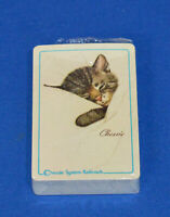 Chessie system Railroad playing cards, unopened Deck!