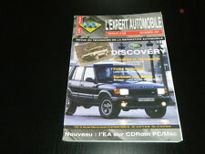 REVUE TECHNIQUE L'EXPERT AUTOMOBILE LAND ROVER DISCOVERY N° 358