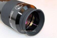 """OSTARA 2 """" 38mm SWA-70 oculaire De Télescope Avec Filtre Thread. complètement couché multi"""