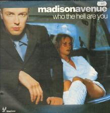 MADISON AVENUE - Everything You Need