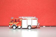 """B13-05 Rietze 1:87 Mercedes-Benz Ateco """"Feuerwehr 112"""" Fire Vehicle"""