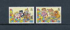 Gibraltar  543-4 MNH, Europa 1989