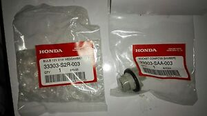 2pcs HONDA 7443 T20 W21W WEDGAMBER Bulb DRL  WITH Harness Connector Socket Plug