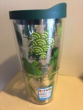 New Tervis Green Turtle Wrap 24oz Tumbler