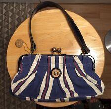 Tommy Hilfiger Denim purse casual cuteness , blue, red, white