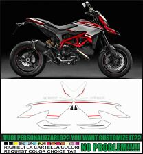 kit adesivi stickers compatibili hypermotard 821 sp 2015 full kit no paint