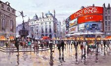 Love Affair with London ( Framed ) by Henderson Cisz Limited Edition Print