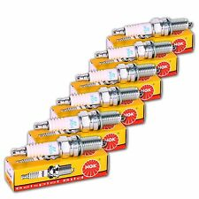 Kit 6 Candele Accensione NGK LKR8A MCC Smart (450) Fortwo 0.7 700 Benzina