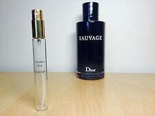 SAUVAGE - Dior - 10ml sample - 100% GENUINE