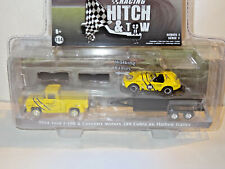 GREENLIGHT RACING S1 1954 FORD F-100 & CONVENTRY MOTORS 289 COBRA ON FLATBED
