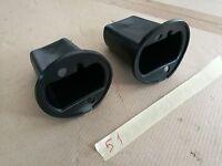 Coppia guarnizioni cuffie fanalini anteriori Fiat 850 coupè-Fiat 124 coupè-1100R