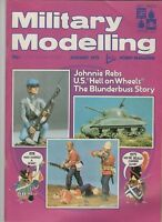 Military Modelling Magazine Jan 1975  Russian Cavalry Corps Trooper AC Armoured
