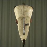 59784) Afrikanische Fang Holz Maske Gabun Afrika KUNST