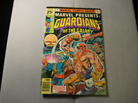 Marvel Presents: #6 Guardians Of The Galaxy (Planetary Man!) (1976, Marvel)