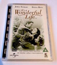 It's A Wonderful Life - Collector's Edition - Region 2 Frank Capra's Masterpiece