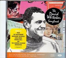 THE DAVID WHITAKER SONGBOOK COLLECTION: VERY RARE UK IMPORT INSTRUMENTAL CD 2002