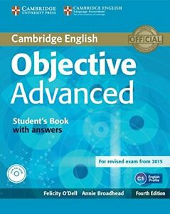 Objective Advanced Student's Book with Answers with CD-ROM 9781107657557