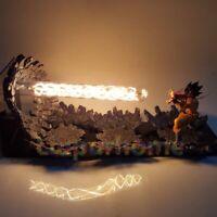 Dragon Ball Z Son Goku Led Light Lamp Kamehameha Attack Anime Gift