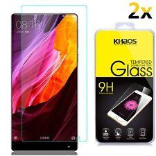 2x KHAOS For Xiaomi Mi Mix Premium Tempered Glass Screen Protector